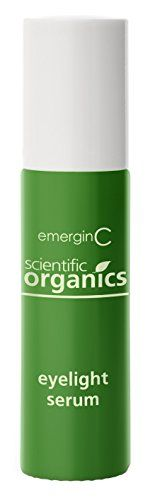 emerginC Scientific Organics  Eyelight Serum Antioxidant Eye Serum 10ml  034oz * Be sure to check out this awesome product.