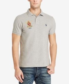 Polo Ralph Lauren Men's Classic-Fit Featherweight Mesh Polo, Only at Macy's  -