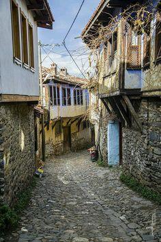 Tarihi Bursa/Cumalıkızık Evleri eBs1903