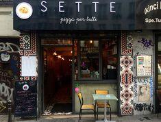 Découvrez les pizzas de folie de ce nouveau petit resto situé en plein Paris, qui n'utilise que des ingrédients de compet' et vient secouer la gastronomie