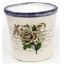 Výsledok vyhľadávania obrázkov pre dopyt vintage style kvetináč