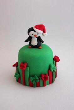 The Extraordinary Art of Cake: Buttercream Bakery Mini Christmas Cakes