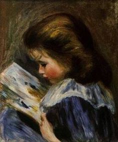 The Picture Book by Renoir  Pierre-Auguste Renoir was a French artist who was a leading painter in the   development of the Impressionist style.