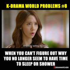 Who needs sleep when you have K-dramas? See more dramas with fewer commercials with DramaFever Premium!