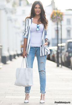 Рваные джинсы ( часть вторая)