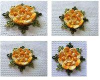Tina's handicraft : flower