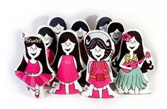 Lux la Muñeca, conseguilas en: www.lucreciaaraoz.com  #lux #muñeca #pink #doll #gift #kids