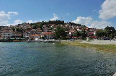Nachmittäglicher Spaziergang durch die Altstadt von Ohrid