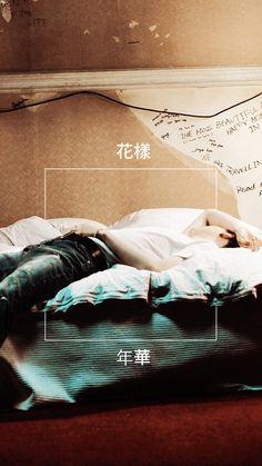 BTS || 화양연화 Pt.1 || Suga wallpaper for phone
