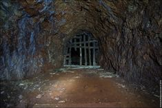 Another abandoned mine in Ural mountains of Russia Places Around The World, Around The Worlds, Underground Caves, Ural Mountains, Scary Places, Fantasy Places, Biomes, Abandoned Places, Russia