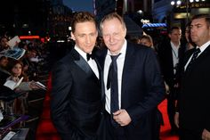 Tom Hiddleston at the World Premiere of 'Thor: The Dark World' on October 22, 2013
