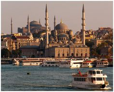 Instanbul, Turkey (I have friends there that I met at work in 2008, and I'd love to see them!!)