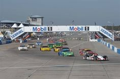 Gates open at Sebring on Wednesday, March 14th for the 60th Mobil 1 Twelve Hours of Sebring Fueled by Fresh from Florida.