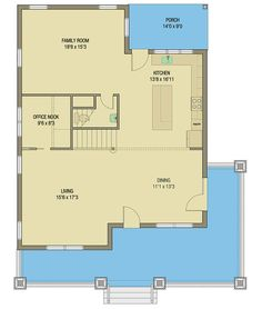 Bungalow House Plan With Two Master Suites   50152PH | 1st Floor Master  Suite, 2nd