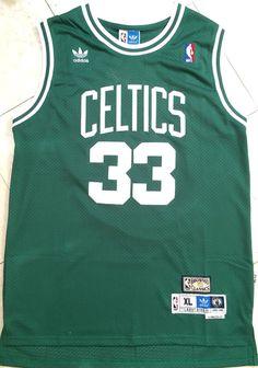 1 +++SGA Boston Celtics 2008 NBA Champions Paul Pierce Jersey Retirement PATCH