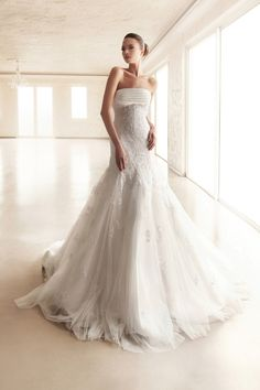 Georges Hobeika Bridal Gown Collection 2012 Wedding Dresses