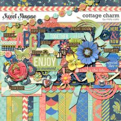 Cottage Charm by Misty Cato