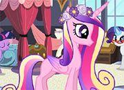 Princess Cadance My Little Pony | juegos my little pony - jugar mi pequeño pony