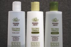 Trader Joe's Tea Tree Products - full review here: http://lizheather.com/thisislizheather/trader-joes-tea-tree-products