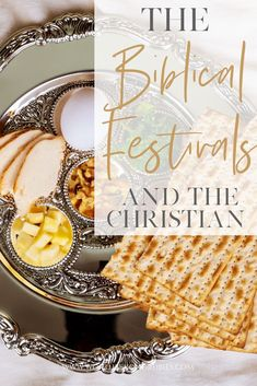 We are Jew and Gentile, one in Yeshua HaMashiach. As such, God gave His people His festivals, which can also be seen as Messianic festivals (Messianic = of the Messiah) for three reasons.find out more in this post! Christian Living, Christian Faith, Christian Verses, Jews And Gentiles, Feasts Of The Lord, Messianic Judaism, Jewish Festivals, Bible Study Plans, Christian Encouragement
