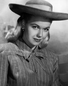 """Doris Day (born Doris Mary Ann Kappelhoff, April 3, 1924) is an American actress, singer, and animal rights activist. With an entertainment career that spanned through almost 50 years, Day started her career as a big band singer in 1939, but only began to be noticed after her first hit recording, """"Sentimental Journey"""", in 1945.  """"If it's true that men are such beasts, this must account for the fact that most women are animal lovers."""""""