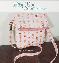 The Lily bag is being released today and i'm very excited that i worked on this bag sewing pattern for the Mystery Bag Challenge over on Emkie Designs Blog. Emma has done a wonderful job of coordinating and encouraging all of the creators to use the Mystery Bag Challenge list to choose at least 3 items to make an original bag or design a bag or make a current design even better with. The items i have chosen were a magnetic snap, piping cord and grommets. This bag is so much fun to sew and…