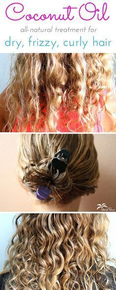 How to Get Rid of Frizzy Hair At Home |Natural Homemade Tips