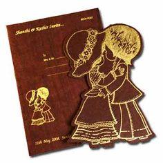 Romantic Styles For Wedding Cards   Hindu wedding cards and Hindu ...