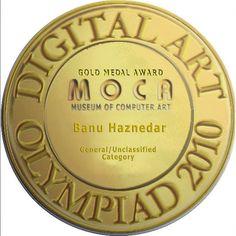 My Awards  MOCA: Museum of Computer Art, New York