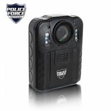 Police Force Tactical HD Body Camera With Audio Pro