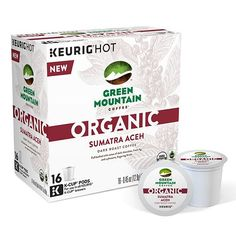 Check out this sample offer for #GreenMountainCoffee cook roasters! This FREE sample from Walmart includes four delicious Green Mountain Organics K Cups for you to try!