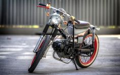 what to do with a Honda CT110 (Postie bike)