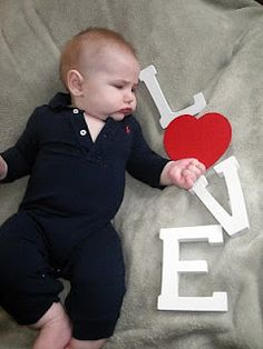 Valentine's Day photo... @Holly you should do this with Laken!!