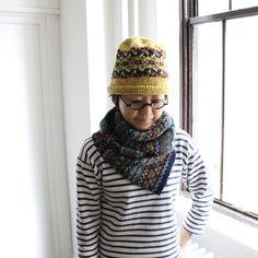 fair isle and stripes
