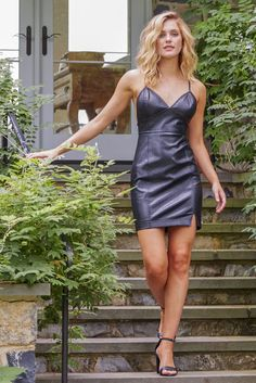 Croc Embossed Bodycon Mini Dress Black S Sexy Outfits, Sexy Dresses, Trendy Outfits, Formal Dresses, Girly Outfits, Short Dresses, Tall Women, Sexy Women, Looks Pinterest