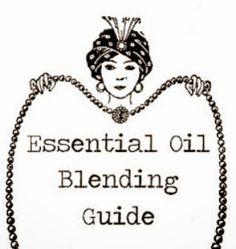 Fresh-Picked Beauty: Essential Oil Blending Guide (M-Z)