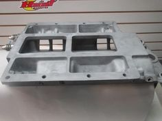 Blower Manifold-  BDS  STD  Deck Big Block Chevy w port nozzle provision USED #BDS