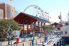 Don't Forget About Navy Pier | #Chicago - Renter Resources