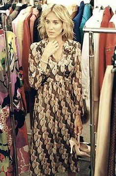 Al Moda: Carrie Bradshaw: Fashion Icon of the Decade