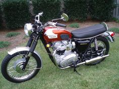 classic triumph motorcycle - Google Search
