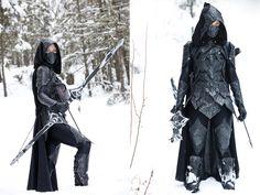 Nightingale Armor | Skyrim Cosplay. » Andrew Snucins Photography