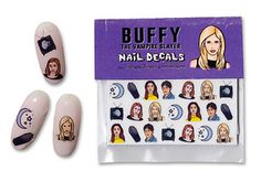 Pop Culture Nail Art That Will Make Your Nails Really Pop