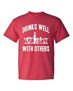 Trust me you can dance Alcohol T-Shirt Mens Funny Gift Drinking alcoholic tee
