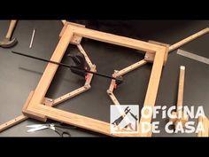 Molduras – Jig para montagem | Oficina de Casa