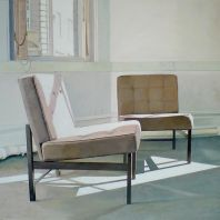 Simon Nixon Types Of Imagery, Dining Bench, Cool Pictures, Paintings, Urban, This Or That Questions, Cool Stuff, Prints, Furniture