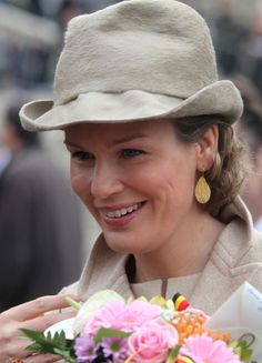 HRH Princess Mathilde of Belgium, Duchess of Brabant