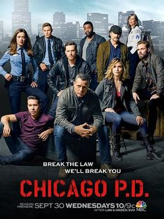 Chicago PD (Police Department) - Saison 3 - http://cpasbien.pl/chicago-pd-police-department-saison-3/