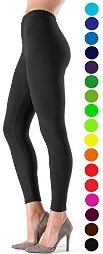 15447d0d06a12 Lush Moda Extra Soft Leggings - Variety of Colors Lush Moda Extra Soft  Leggings - Variety of Colors