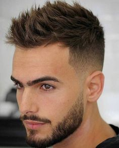15 Best Short Haircuts For Men – Mr. Right 15 Best Short Haircuts For Men agusbarber_-short-mens-haircuts-textured-spikes Best Short Haircuts, Popular Haircuts, Fresh Haircuts, Boys Haircuts Trendy 2018, Boys Short Haircuts Kids, Latest Haircuts, Summer Haircuts, Hairstyles Haircuts, Trendy Hairstyles