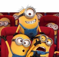 minions from movie - Despicable Me 2 movie Minions Love, Minions Despicable Me, Minion Stuff, Funny Minion, Purple Minions, Evil Minions, Minion Humor, 2 Movie, Love Movie